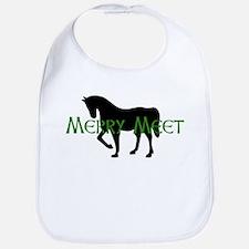 Merry Meet Spirit Horse Bib