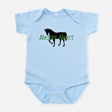Merry Meet Spirit Horse Infant Bodysuit