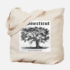 The Old Charter Oak Tote Bag