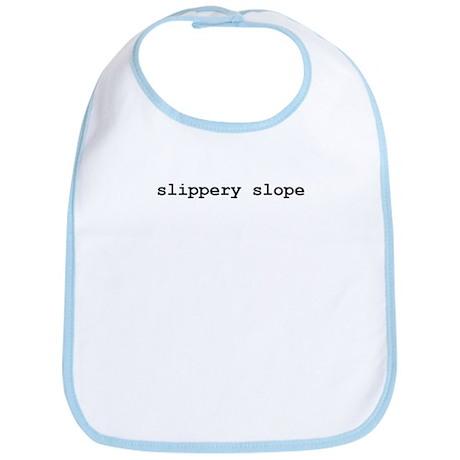 Slippery Slope Bib