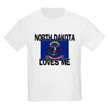 North Dakota Loves Me T-Shirt