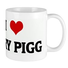 I Love GARY PIGG Mug