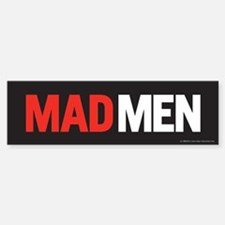 Mad Men Bumper Bumper Bumper Sticker