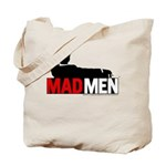 Madmen Truth Lies Tote Bag