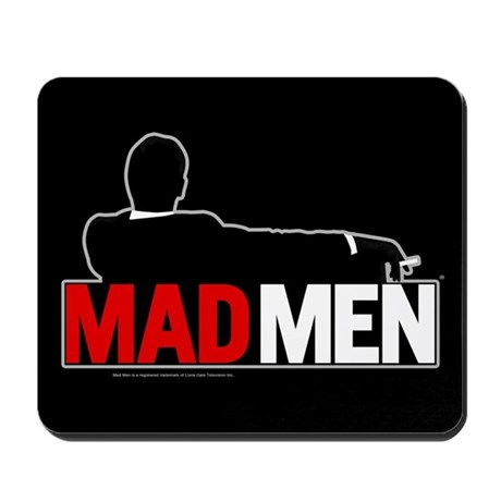 Madmen Truth Lies Mousepad