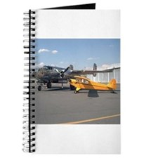 Piper Cub and B-25 Mitchell Journal