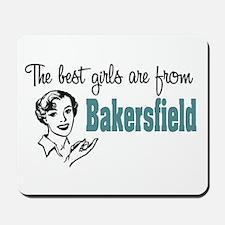 Best Girls Bakersfield Mousepad