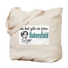 Best Girls Bakersfield Tote Bag