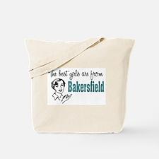Best Girls Bakersfield Tote Bag