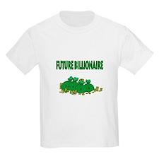 Future Billionaire Kids T-Shirt