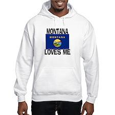Montana Loves Me Hoodie