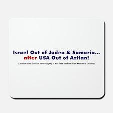 Israeli Land Concessions Afte Mousepad