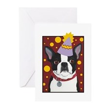 Party Boston Greeting Cards (Pk of 20)