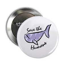 Save the Humans Button