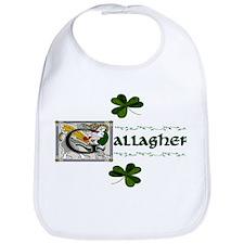 Gallagher Celtic Dragon Bib