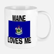 Maine Loves Me Mug