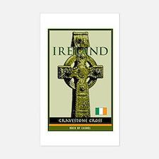 Ireland Rectangle Decal