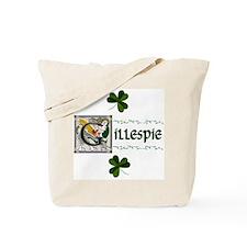 Gillespie Celtic Dragon Tote Bag