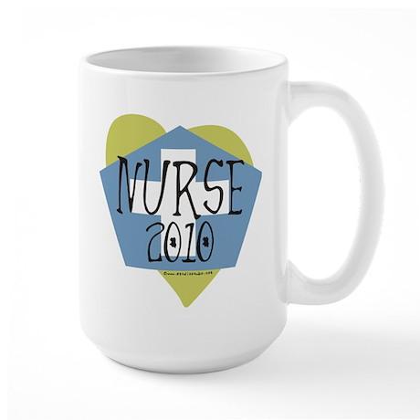 New Nurse 2010 Large Mug