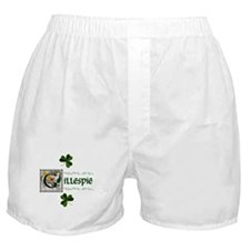 Gillespie Celtic Dragon Boxer Shorts