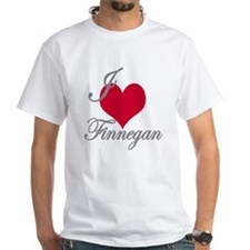 I love (heart) Finnegan Shirt