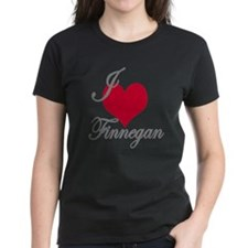 I love (heart) Finnegan Tee