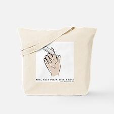 Student Nurse Shot Tote Bag