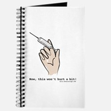 Student Nurse Shot Journal