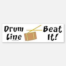 Beat It Bumper Bumper Bumper Sticker