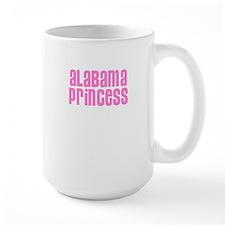 Alabama Princess Mug