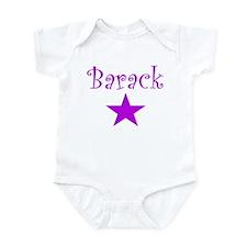 Barack Star! Infant Bodysuit
