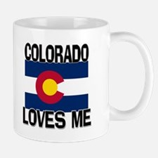 Colorado Loves Me Mug