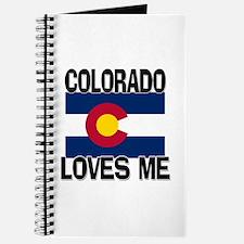 Colorado Loves Me Journal