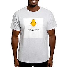American Curl Chick T-Shirt