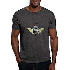 Winged Burgman Riders T-Shirt