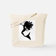 Sapphire Mermaid Tote Bag