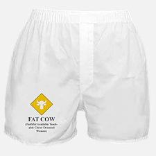 FAT COW Boxer Shorts
