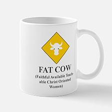 FAT COW Mug