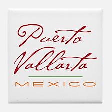 Puerto Vallarta - Tile Coaster