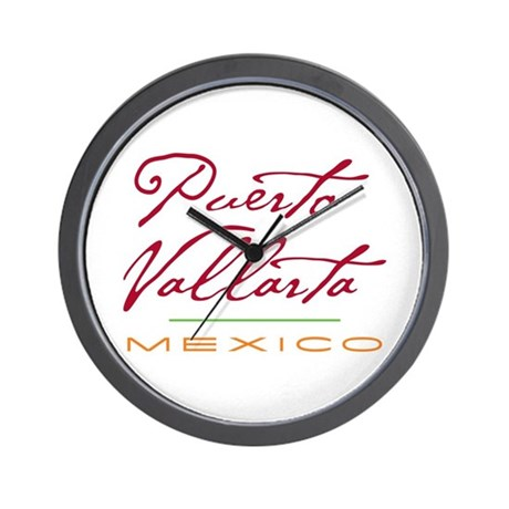 Puerto Vallarta - Wall Clock