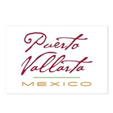 Puerto Vallarta - Postcards (Package of 8)