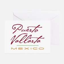 Puerto Vallarta - Greeting Card