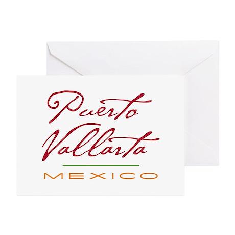 Puerto Vallarta - Greeting Cards (Pk of 20)
