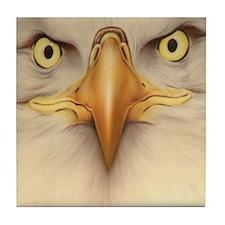 Eagle Eyes Tile Coaster