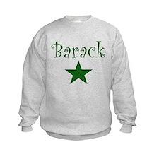 Barack Star! Sweatshirt