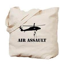 Air Assault Tote Bag
