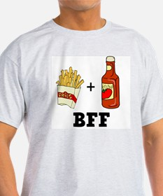Ketchup & French Fries BFF T-Shirt