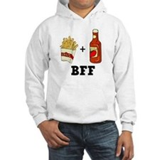 Ketchup & French Fries BFF Hoodie
