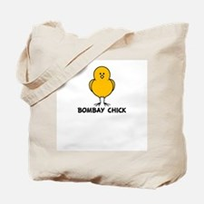 Bombay Chick Tote Bag