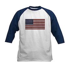 American Cloth Flag Tee